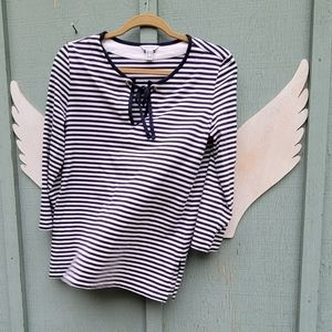Nautical Top by Nautica size S
